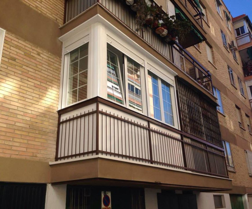 Especialistas en cerramiento de terrazas en Madrid sur