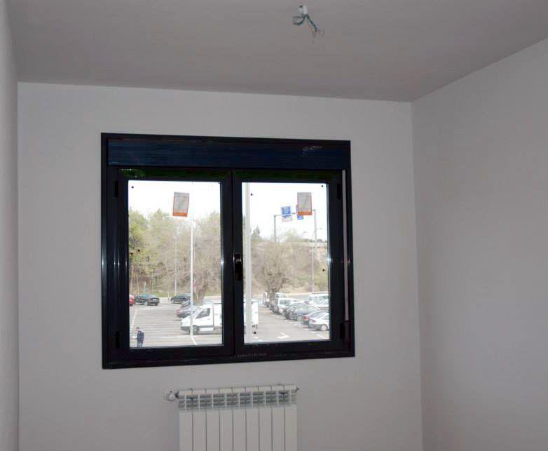 Fabricación e instalación de ventanas