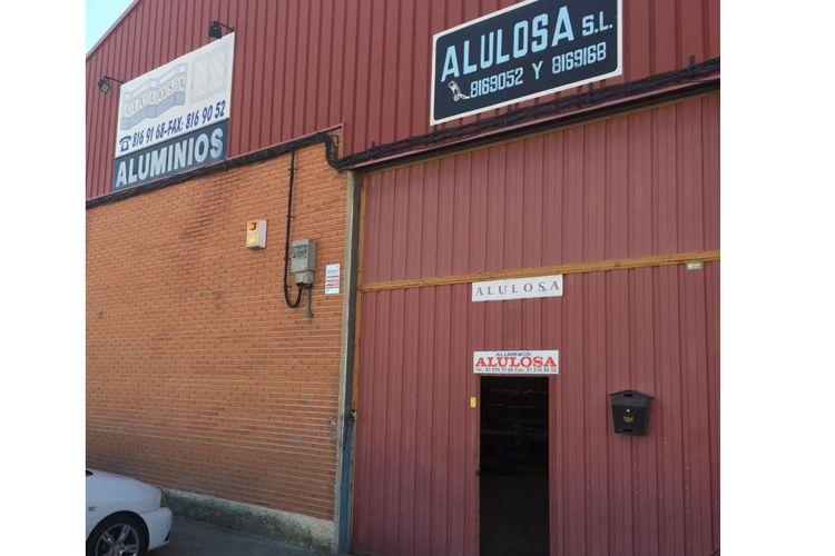 Empresa de carpintería de aluminio en Madrid Sur