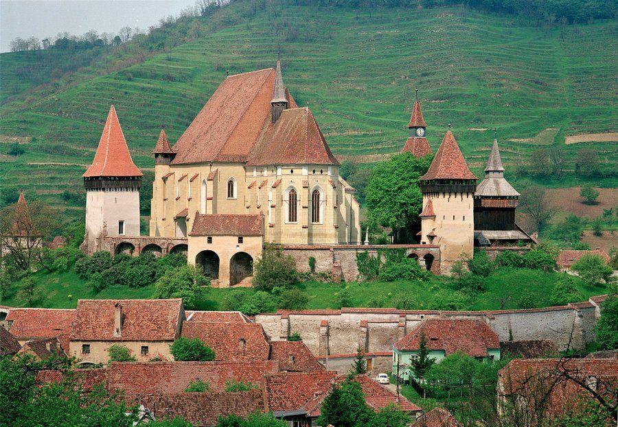 Transilvania en bicicleta: Servicios de Visita Rumanía