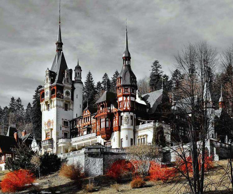 Organización de vacaciones en Rumania