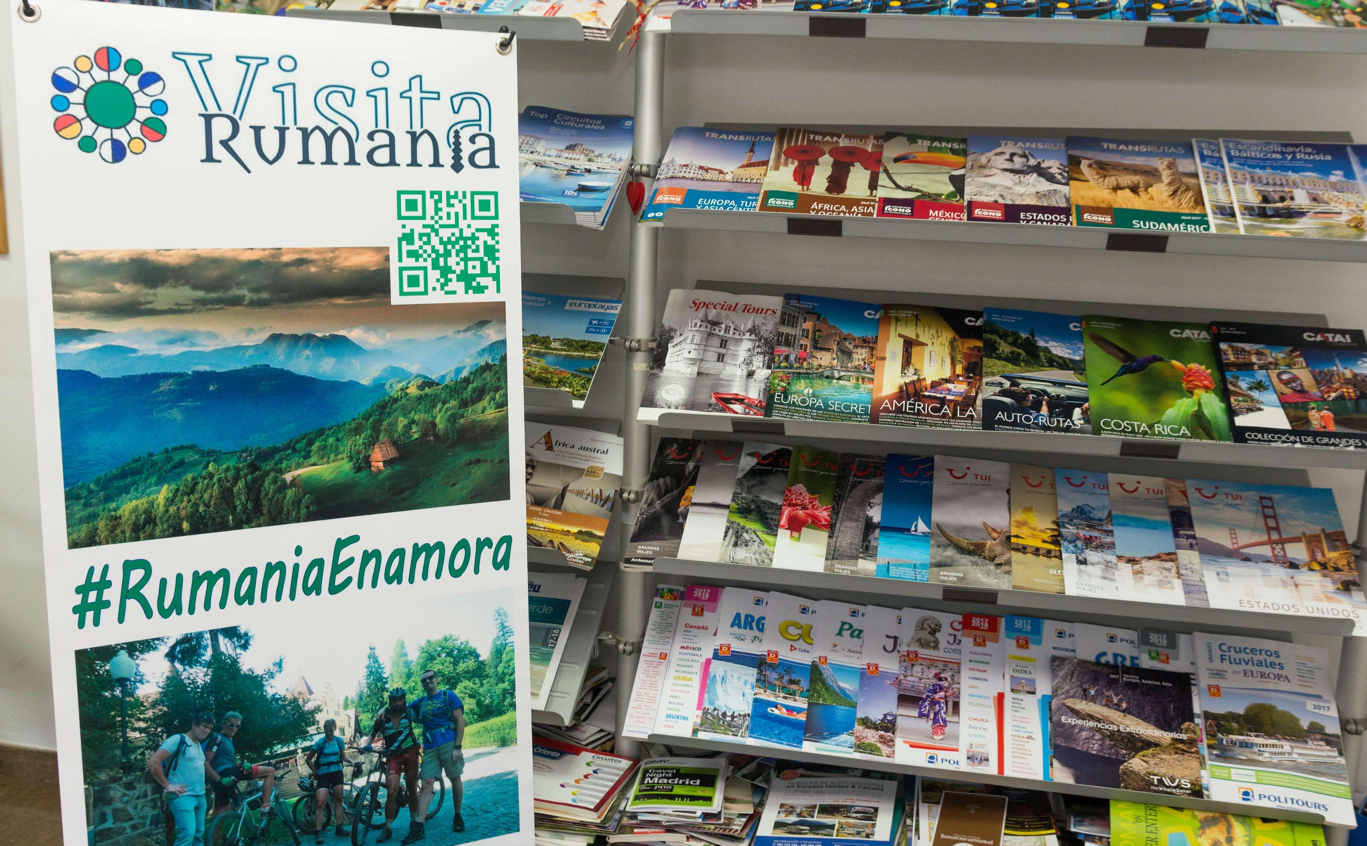 Variedad de rutas para conocer Rumanía