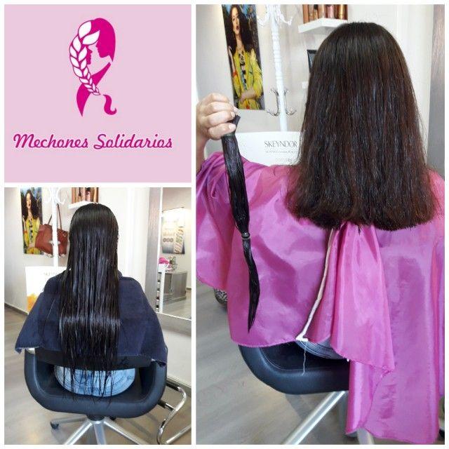 Mechones solidarios - donaciones de pelo para pelucas