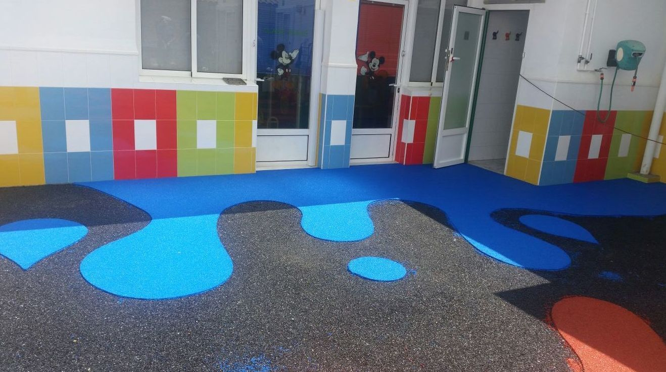 Foto 9 de Pavimentos para parques infantiles en Quart de Poblet | Pavimentos de Caucho