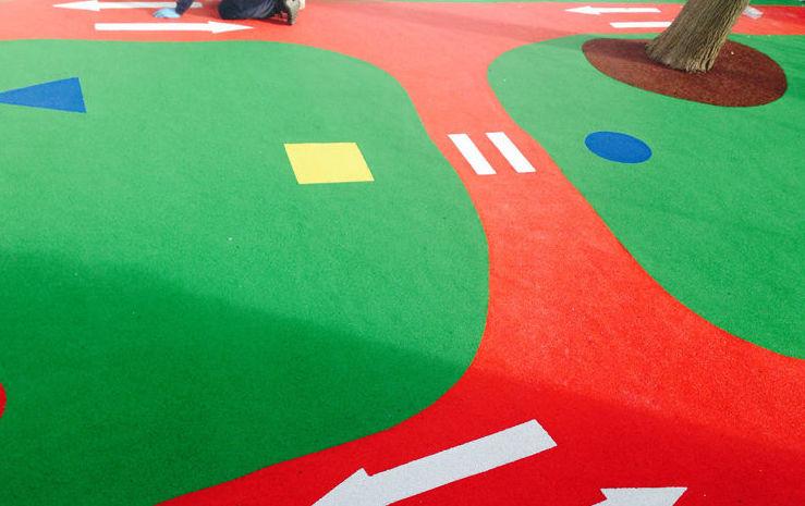 Foto 18 de Pavimentos para parques infantiles en Quart de Poblet | Pavimentos de Caucho