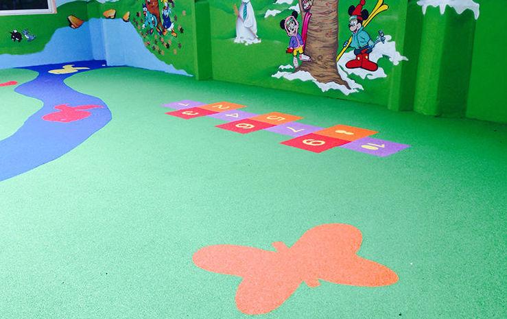 Foto 20 de Pavimentos para parques infantiles en Quart de Poblet | Pavimentos de Caucho
