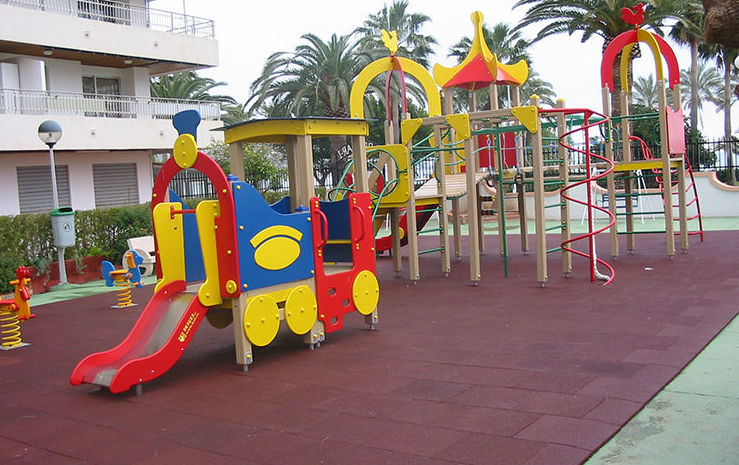 Foto 24 de Pavimentos para parques infantiles en Quart de Poblet | Pavimentos de Caucho