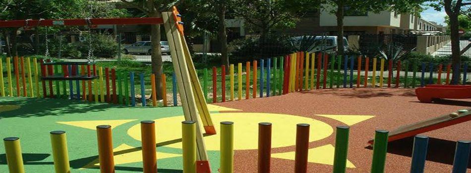 Foto 16 de Pavimentos para parques infantiles en Quart de Poblet | Pavimentos de Caucho