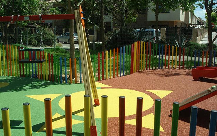 Foto 22 de Pavimentos para parques infantiles en Quart de Poblet | Pavimentos de Caucho