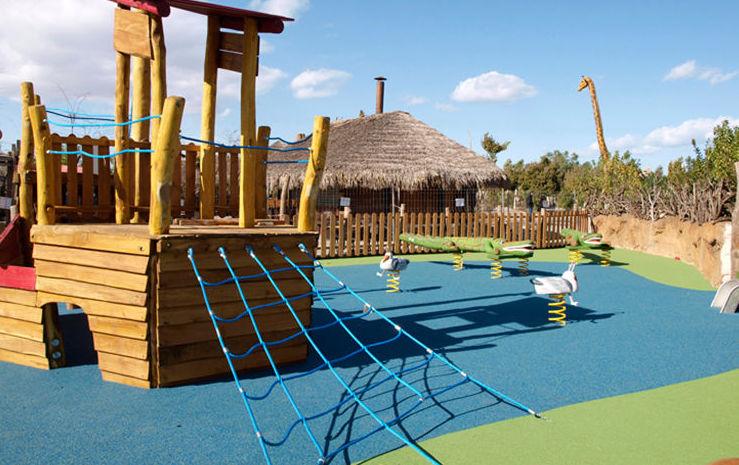 Foto 25 de Pavimentos para parques infantiles en Quart de Poblet | Pavimentos de Caucho