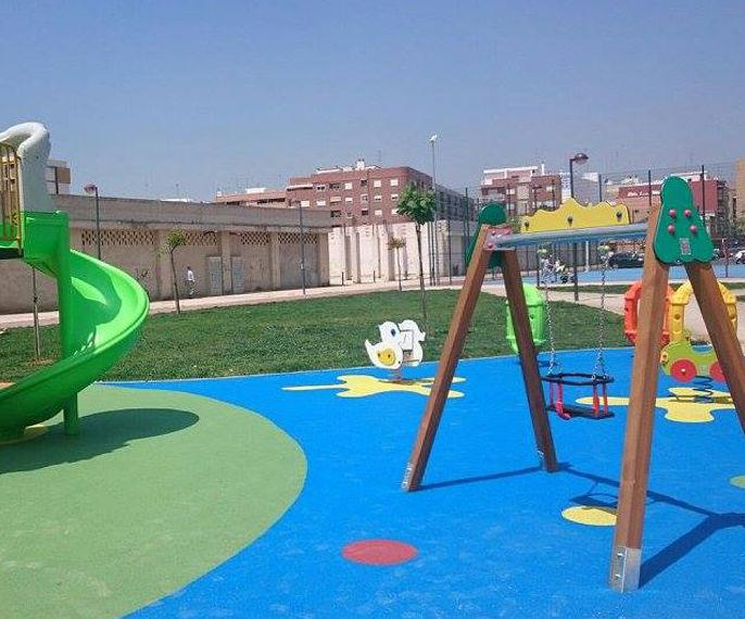 Suelos para parques infantiles ayuntamientos - Suelos vinilicos infantiles ...