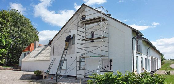 Rehabilitación de fachadas: Servicios de Rango Edificacio Foment 5961 (Almacé