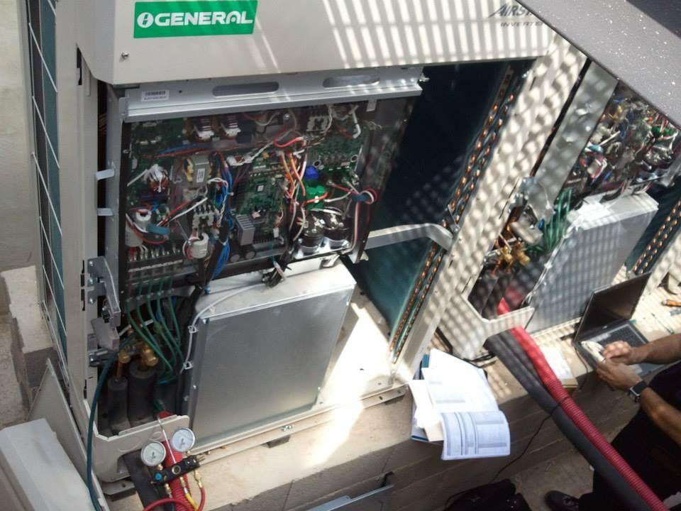 Reparaciones de aire acondicionado Valencia