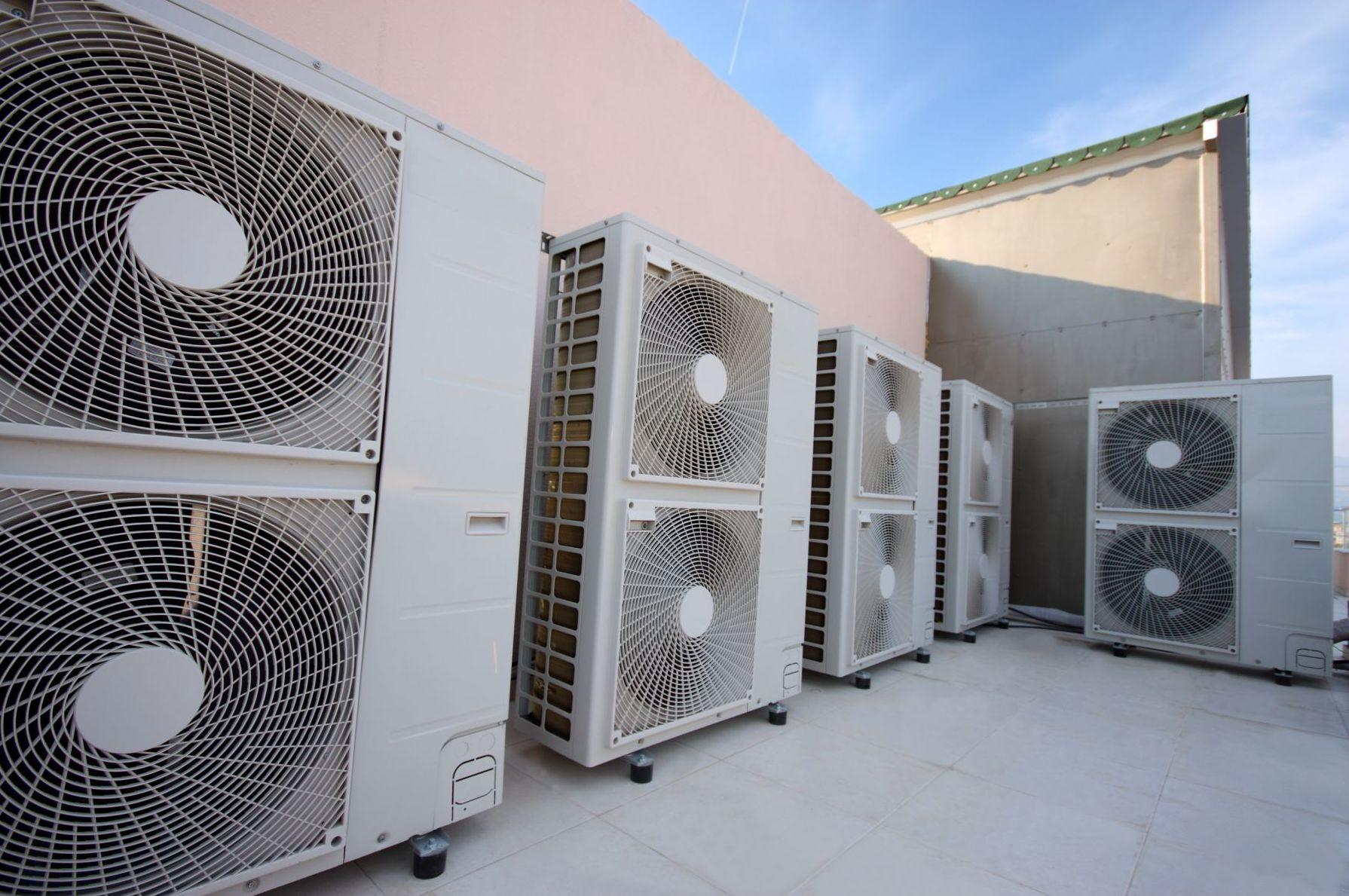 Tratamiento antibacteriano y fungicida de aire acondicionado en Valencia