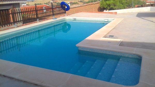 Construcción de piscinas, Reformas y Construcciones Cabrera