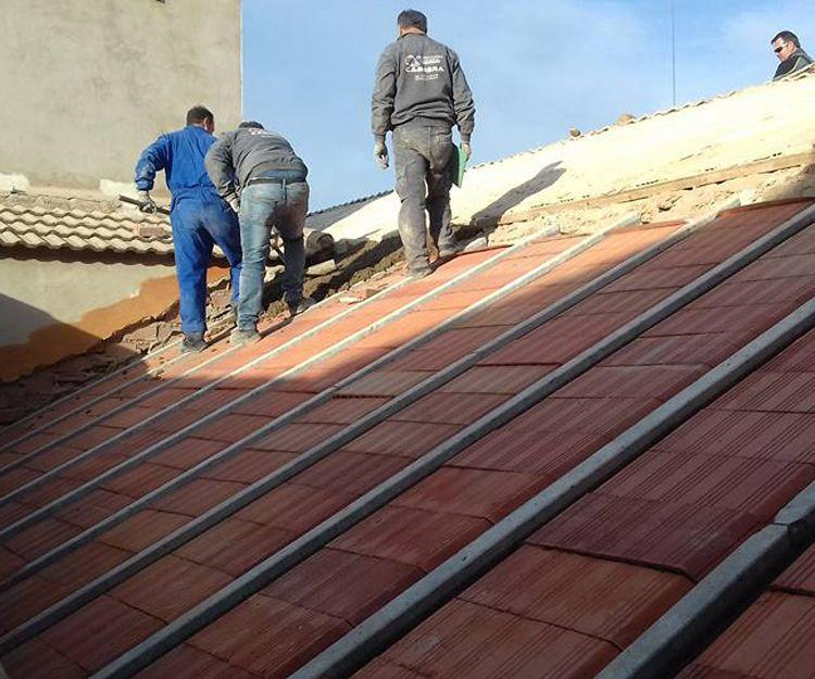 Rehabilitación de tejados en Ciudad Real