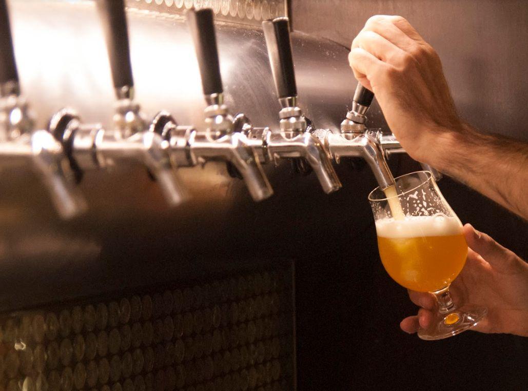 Bar con gran selección de cervezas en Vélez Málaga