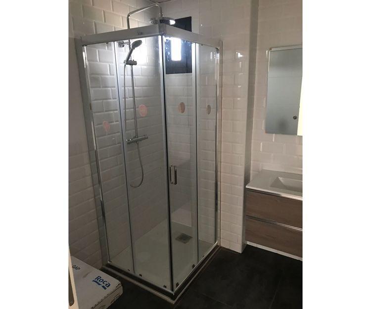 Reformas integrales de cuartos de baño en Plasencia, Cáceres