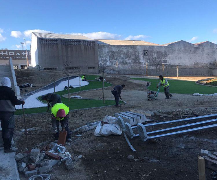 Reformas y construcción en Plasencia, Cáceres