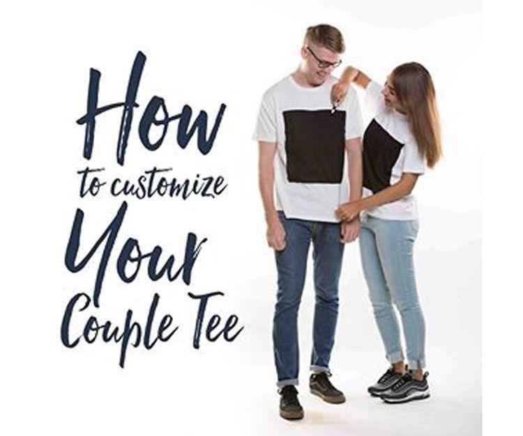 Customiza tus camisetas