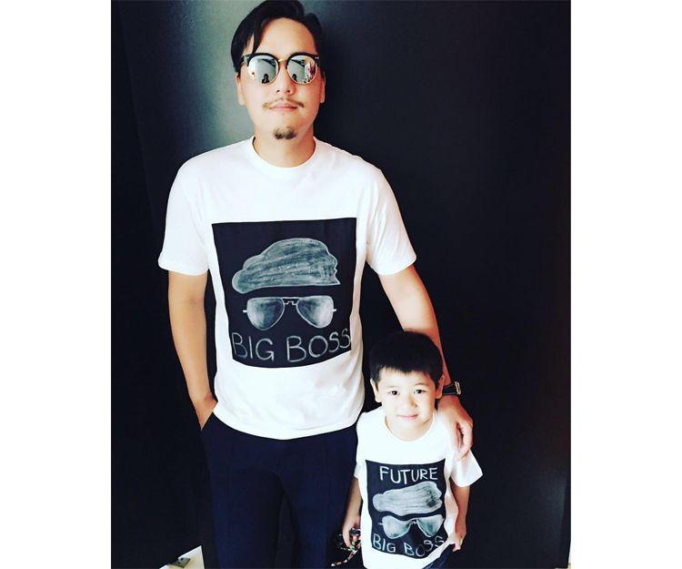 Camisetas personalizadas para la familia