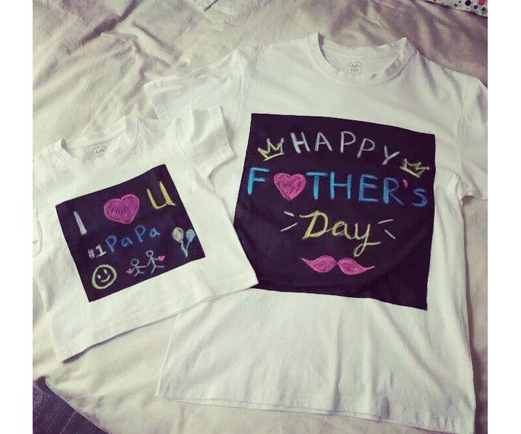 Camisetas para el día del padre