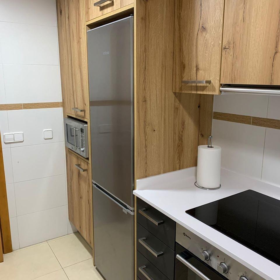 Reformas óptimas en cocinas y baños