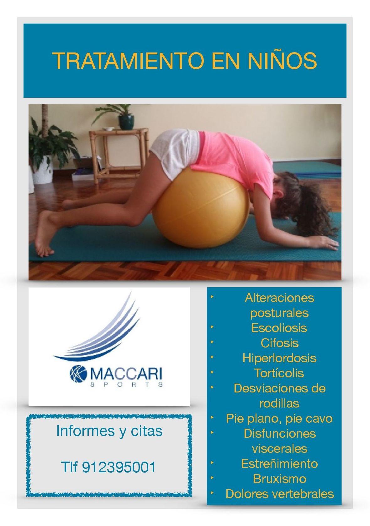 Foto 14 de Fisioterapia en Fuenlabrada | Clínica Fisioterapia Maccari Sport