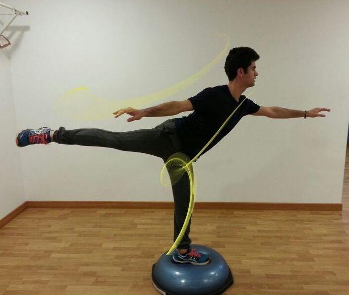 Evaluación y control postural del deportista