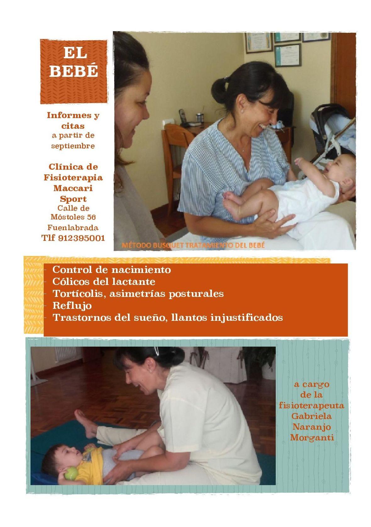 Foto 12 de Fisioterapia en Fuenlabrada | Clínica Fisioterapia Maccari Sport