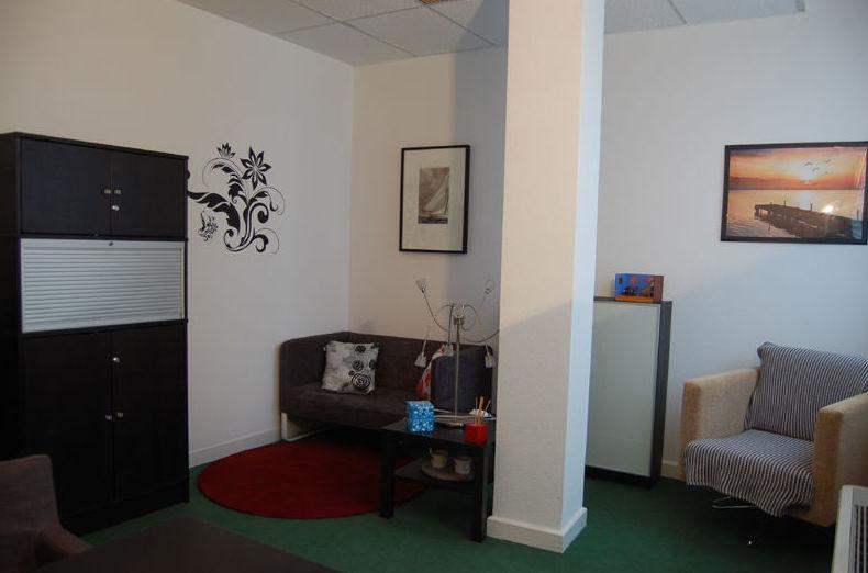 Sala de espera de nuestra consulta