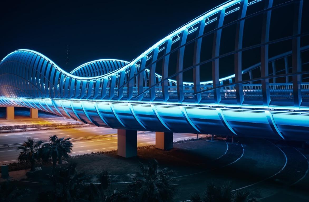 Iluminación led en espacios públicos