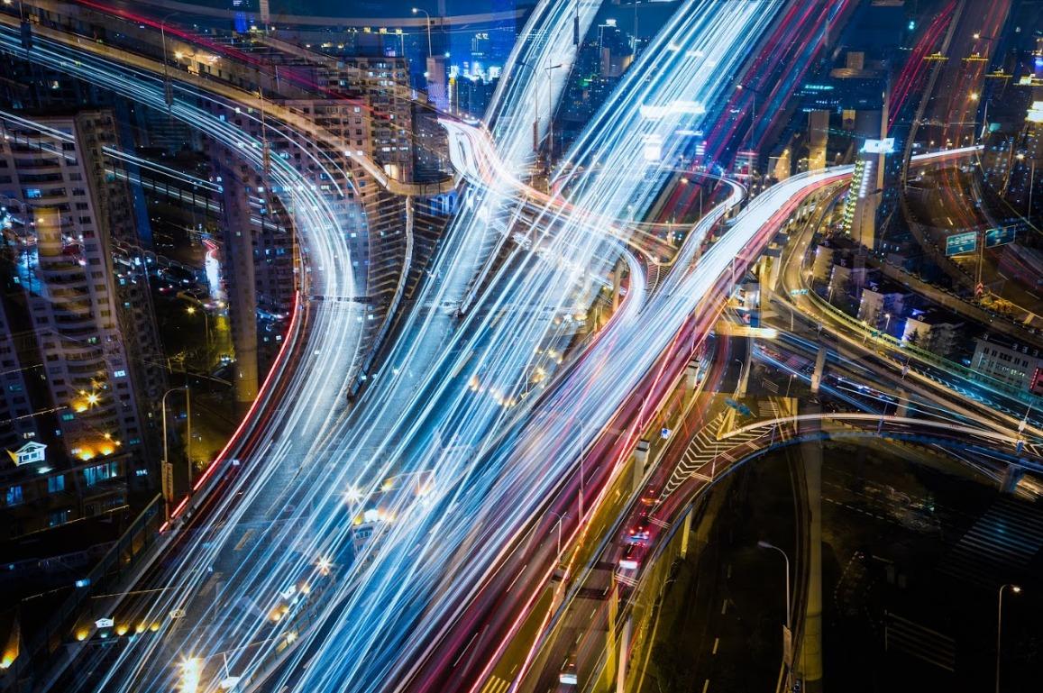 Iluminación led en carreteras y vías