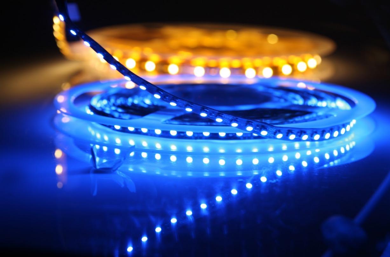 Iluminación led centros comerciales