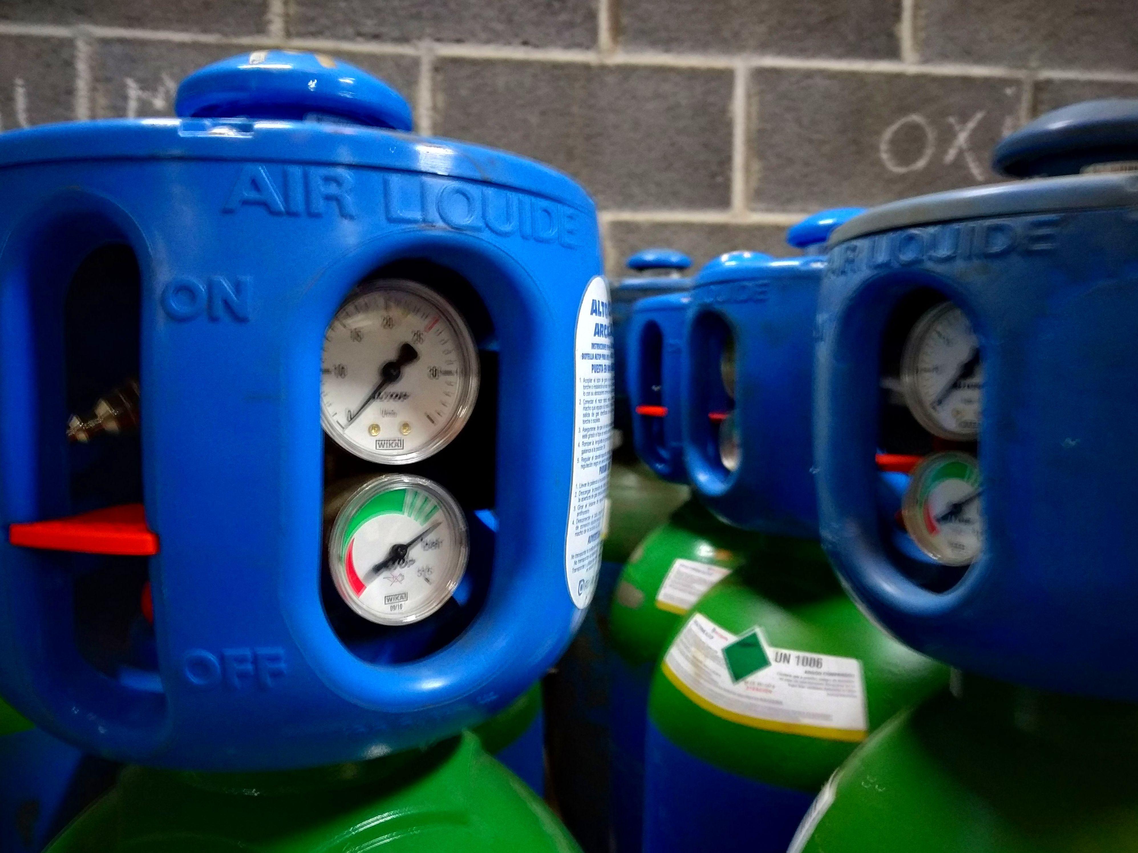 Foto 3 de Gases industriales en  | Labise