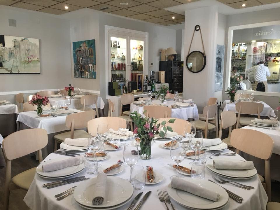 Carnes y pescados: Carta de Restaurante La Marquesita
