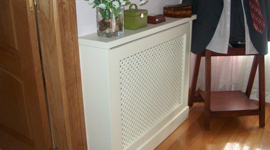 Cubre radiadores: Servicios de Carpintería Orla