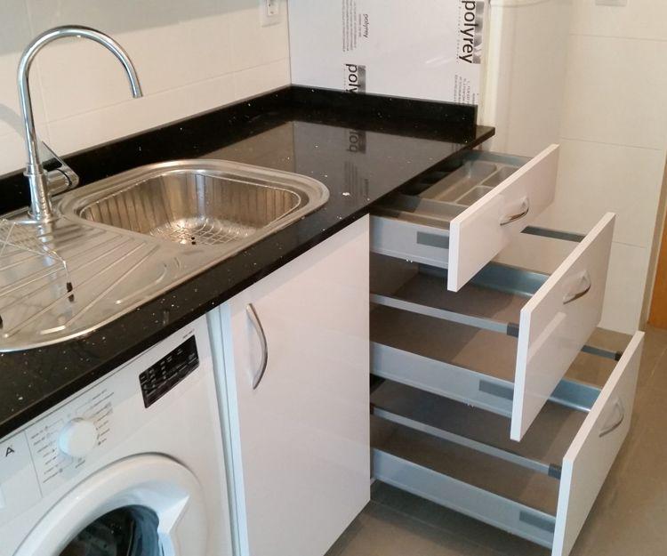 Muebles de cocina en Plamplona