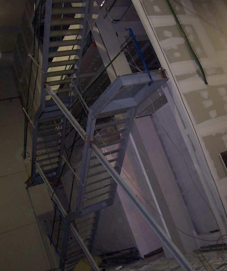 Barandillas y Escaleras