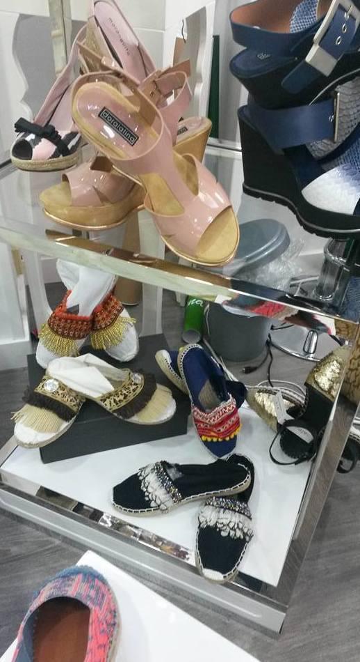 Zapatos de todos los estilos