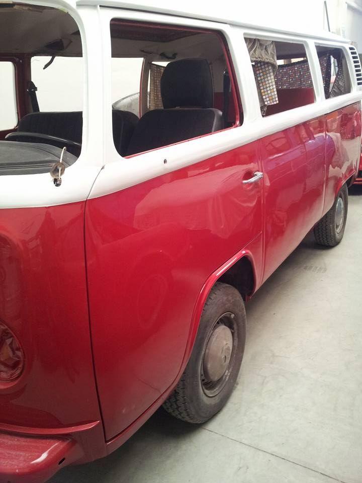 Restauración de furgonetas clásicas en Madrid