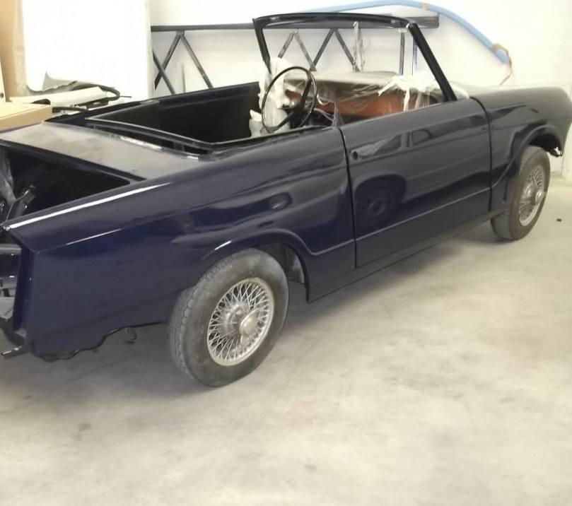 Mantenimiento, reparación y restauración: Servicios de Kafer Klassich Garage