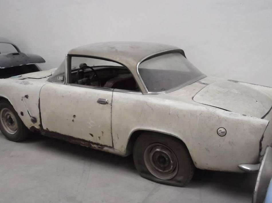 Restauración integral de vehículos antiguos en Madrid