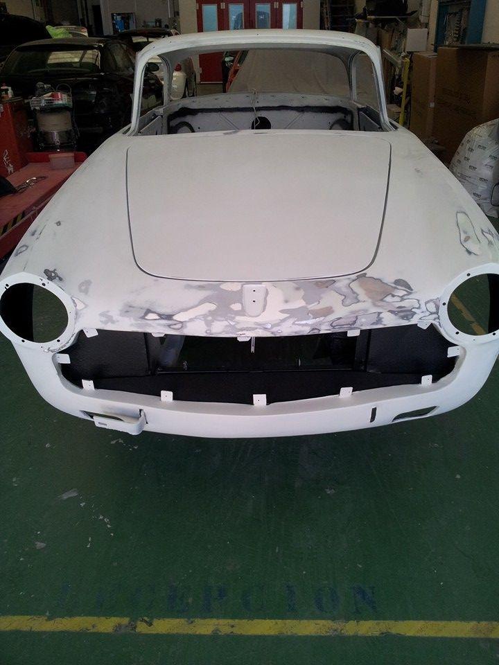 Taller especializado en restauración de coches clásicos