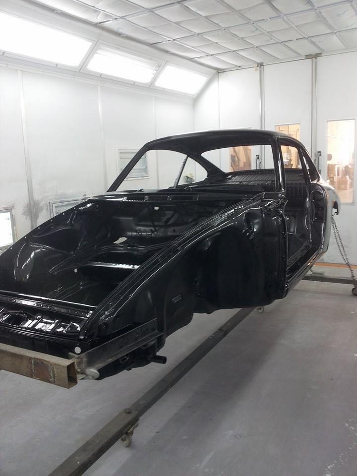 Taller de restauración de vehículos en Madrid