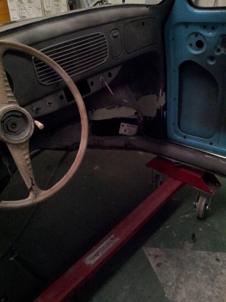 Restauración integral de vehículos clásicos en Madrid