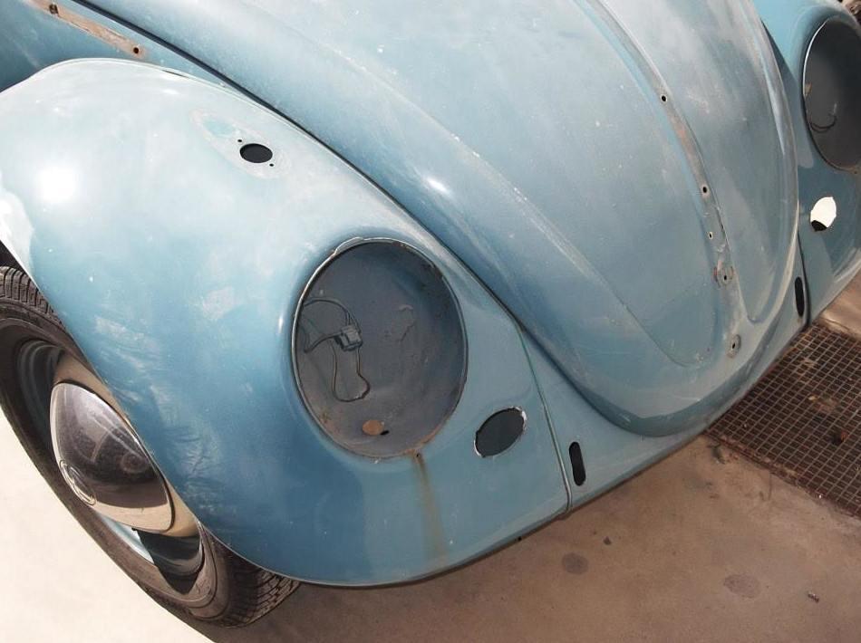 Taller de coches clásicos en el Corredor del Henares