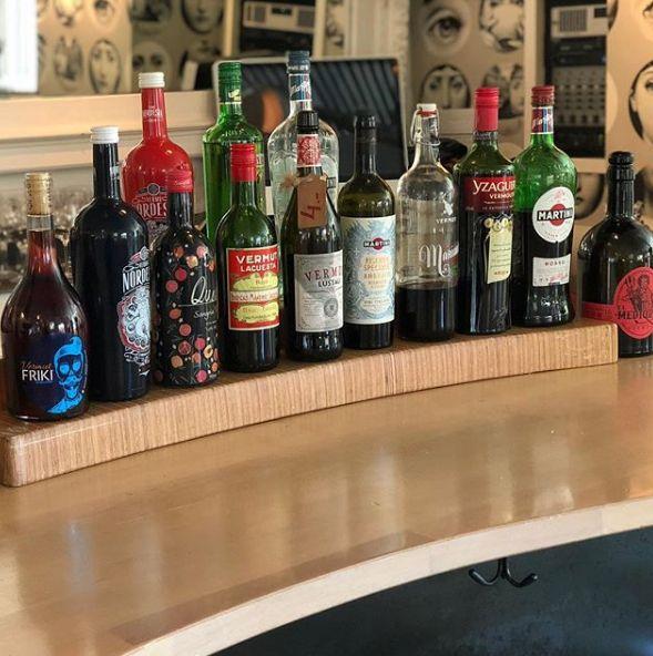 Bar de copas en Burgos con cócteles