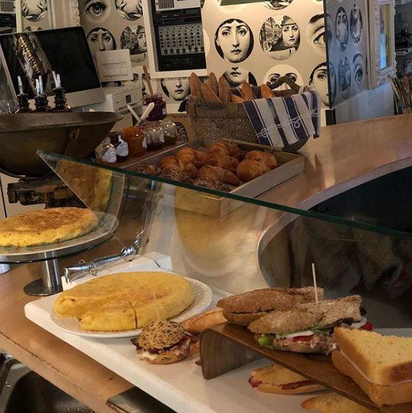 Cafetería en Burgos