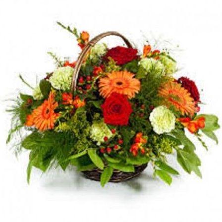 Cestas de flores: Productos de Floristería Pothos